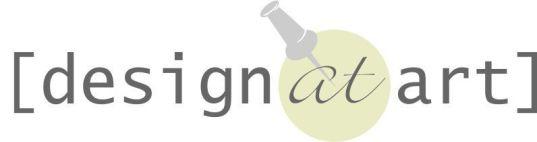 design at art - Theresa Ptasinski